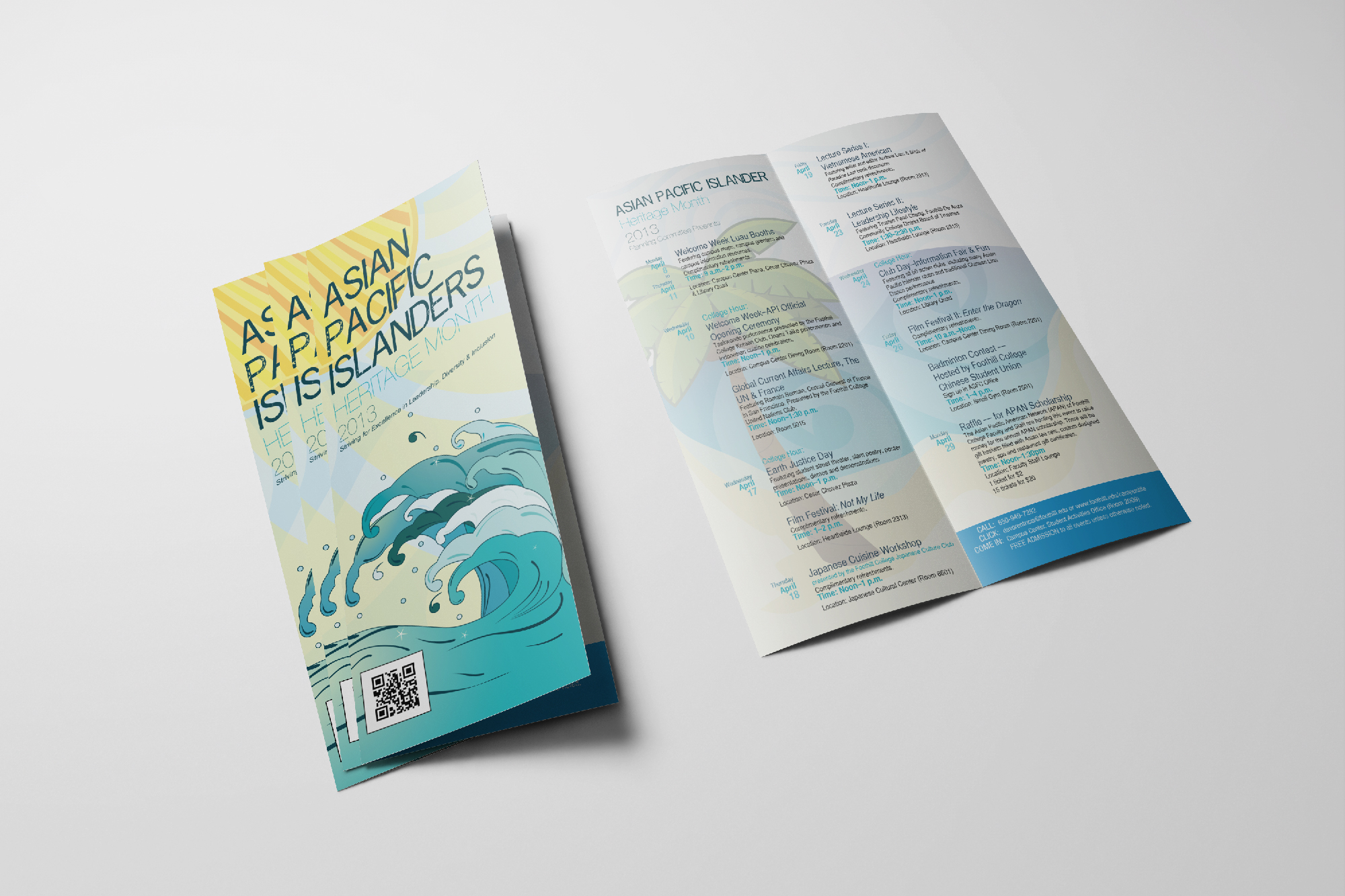 Asian Pacific Islander brochure